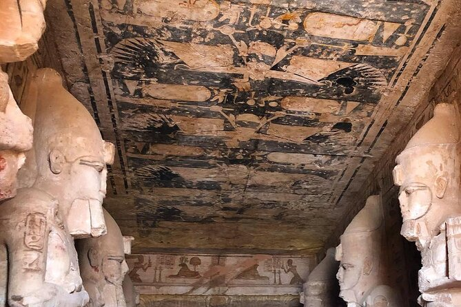 Day Trip to Abu Simbel from Cairo by Plane