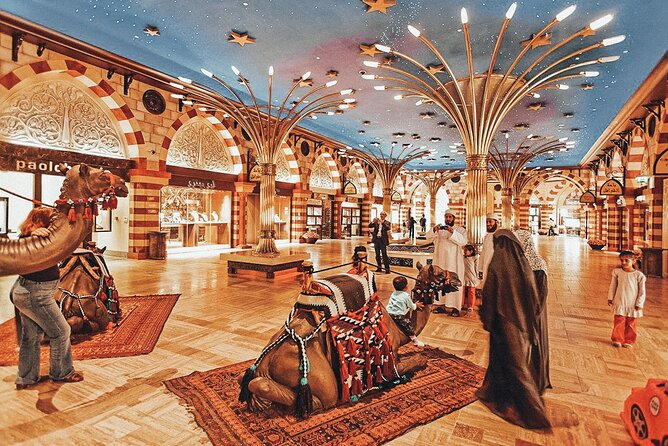 Private Full-Day Must-See Dubai Tour: All Dubai Attractions in 1 Day