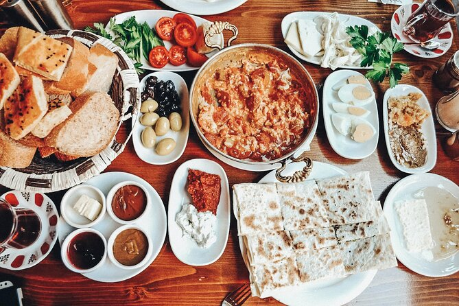 Istanbul Private Street Food Tour with Local Expert
