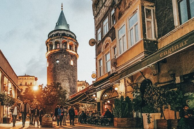 Private Night Tour in Istanbul with Friendly Local Guide