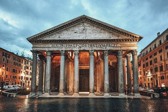 Private Evening Must See Tour in Rome with Local Expert