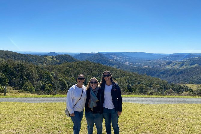 O'Reilly's Rainforest Retreat and Winery Day Tour from Nerang