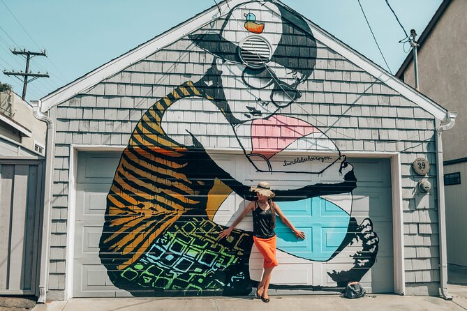 Los Angeles Street Art Photoshoot: Funky Venice with a Personal Photographer