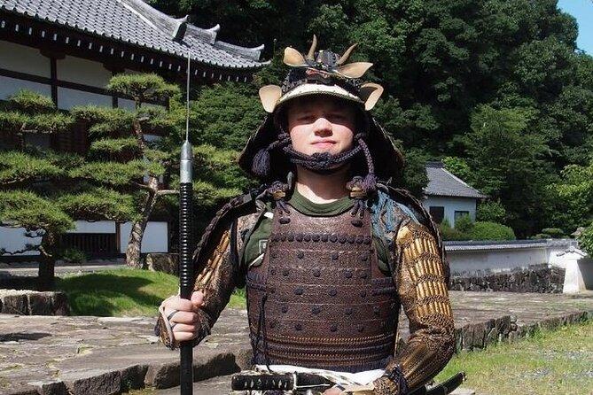Wear Warrior's Armor in Tatsuno, Hyogo