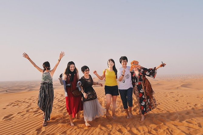 Desert safari with BBQ Dinner with Live Shows,Fire Show,Bally Dance,Hina Paint