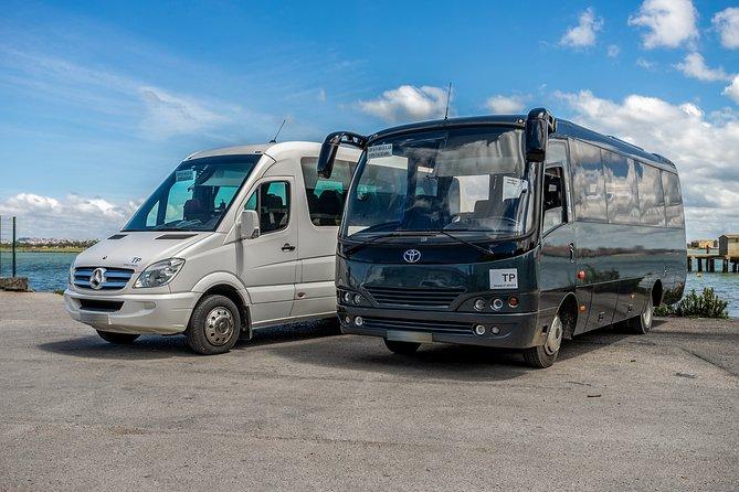Transfer Liboa - Porto in 16-seater minibus
