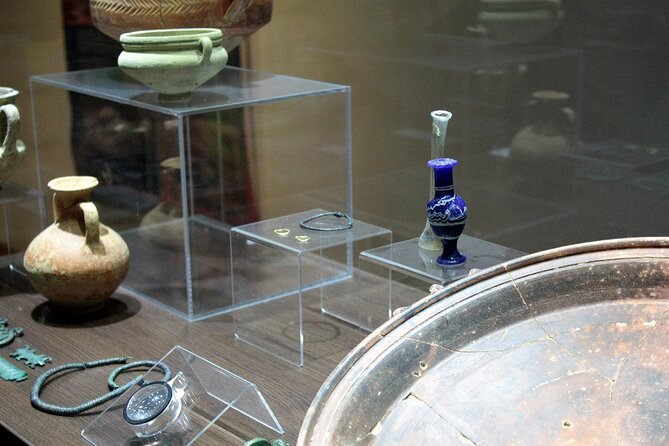 Self-guided tour in Varna Archaeological Museum + ticket