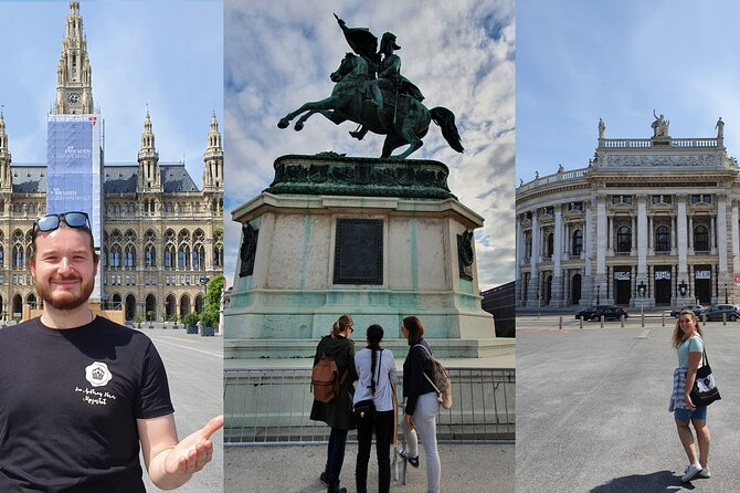 Scary puzzle tour in Vienna