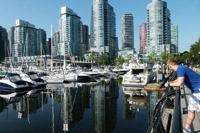 Vancouver Walking Tour: Hidden Gems