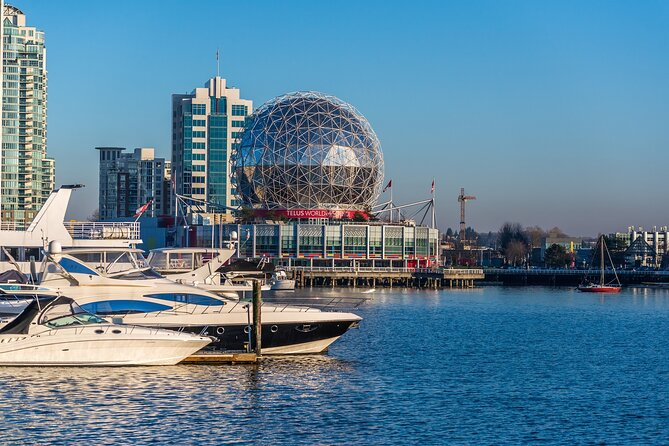 Half Day Private Tour In Vancouver With A Local