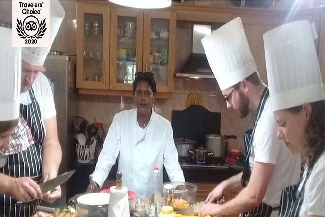 2 Hours - Authentic Indian Feast: Online Cooking Class with Chef Sandy
