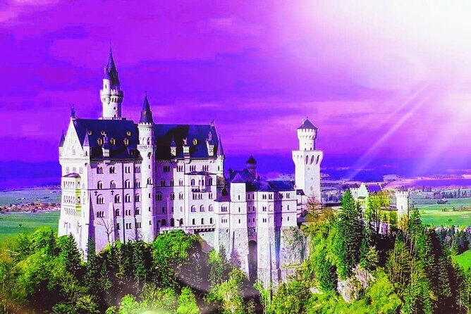 MY*GUiDE EXCLUSiVE Neuschwanstein Tour INCLUDING TICKETS from Oberammergau