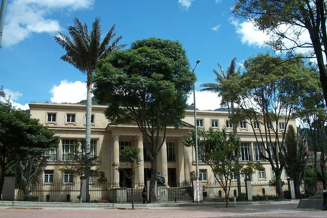 Classic Sights and Hidden Histories of Bogota Walking Audio Tour by VoiceMap