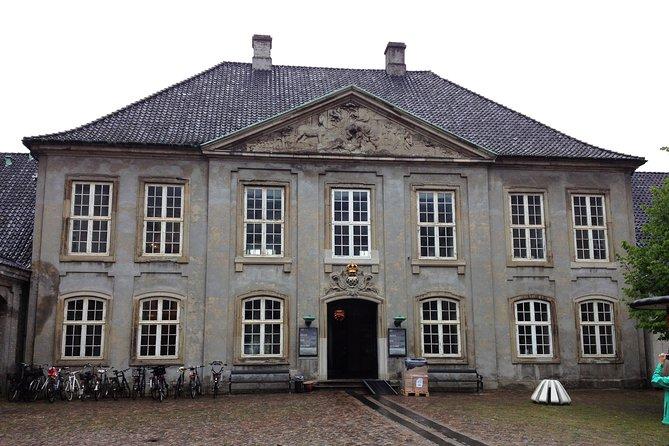 Danish Design: Classic modern style in Neo-Classicism and Art Nouveau Audio Tour