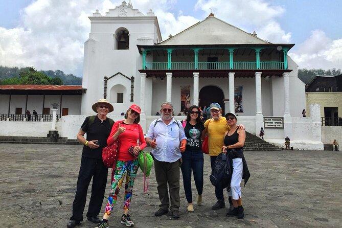 Private Tour: Lake Atitlan Boat Tour and Santiago Village from Guatemala City