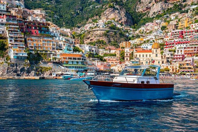 Amalfi Coast Tour Sea & Land Experience - Small group from Sorrento