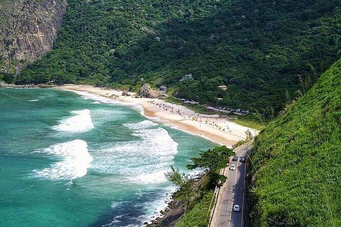 Private Half-Day Barra da Tijuca, Prainha, and Joátinga Tour