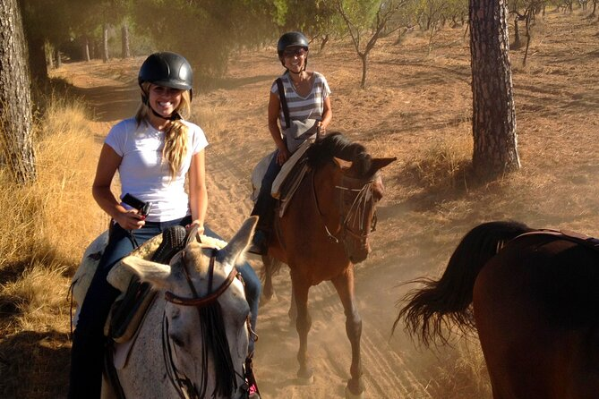 Horseback Riding in Parque Natural Doñana, Sevilla