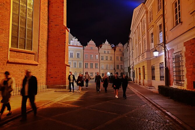 Evening Tour of Old Town & Royal Way