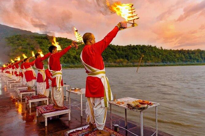 Haridwar and Rishikesh City Tour (Pick up from Dehradun)