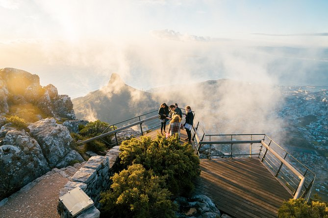 Full Day Private Hiking Table Mountain & City