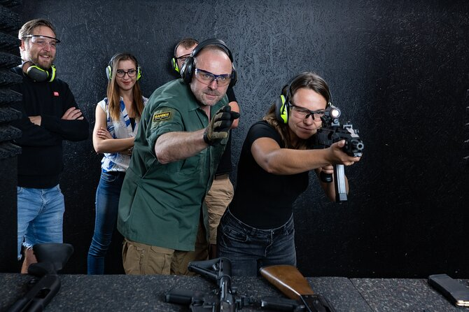 Shooting Range Prague - RANGER Prague