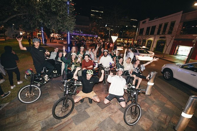 Private Weekend Rickshaw Taxi Service in Perth
