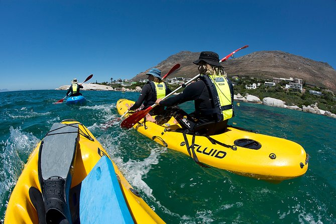 Cape Town Boating Adventure
