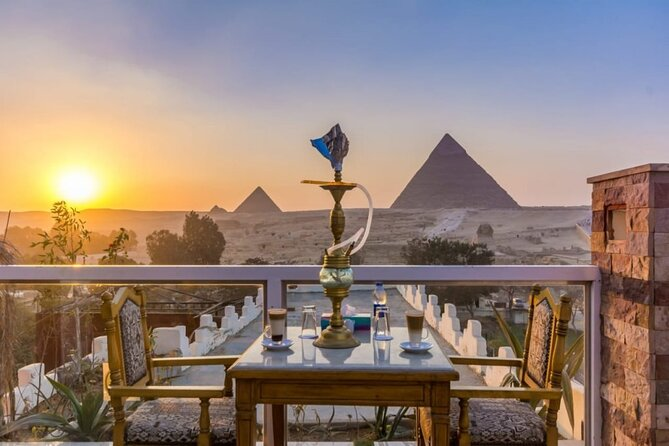 Giza Pyramids, Sphinx, Tour in Giza Egypt