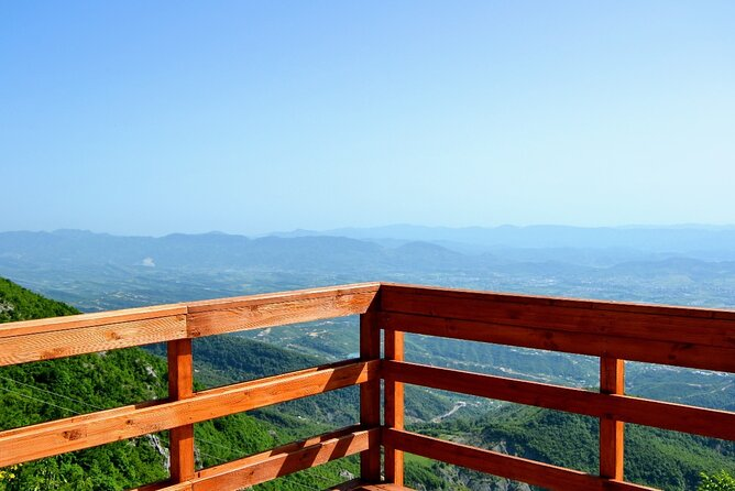 Mount Dajti hiking tour from Tirana including Cable Car