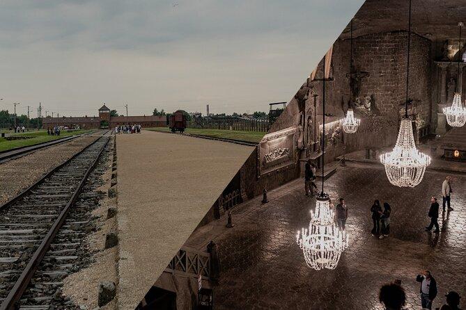 Full-Day Guided Tour Auschwitz-Birkenau and Wieliczka Salt Mine from Krakow