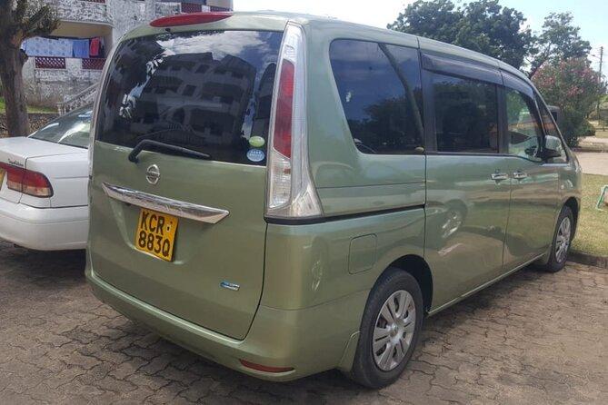 Private Transfer from Nairobi To Maasai Mara By Road