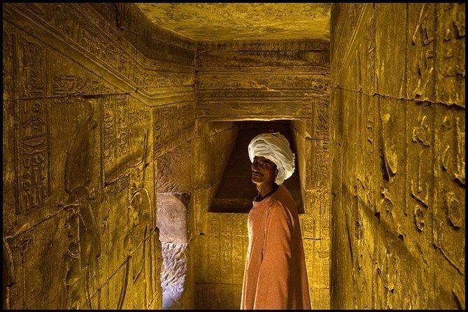 Day tour to Aswan from Luxo visit Edfu,Kom Ombo,Phila Temples & Aswan dam.