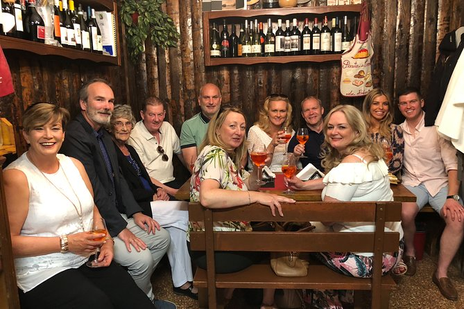 Small-Group Venetian Food and Wine Tour with a Local