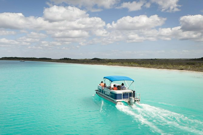 Bacalar 101- Private Tour of the Lagoon of the 7 Colors