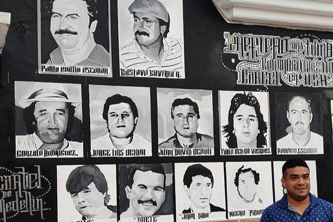 Silver or lead Pablo Escobar