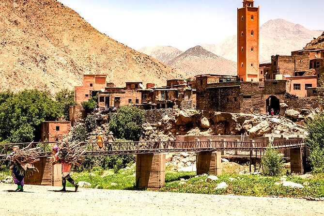 One day trip to the Atlas mountains