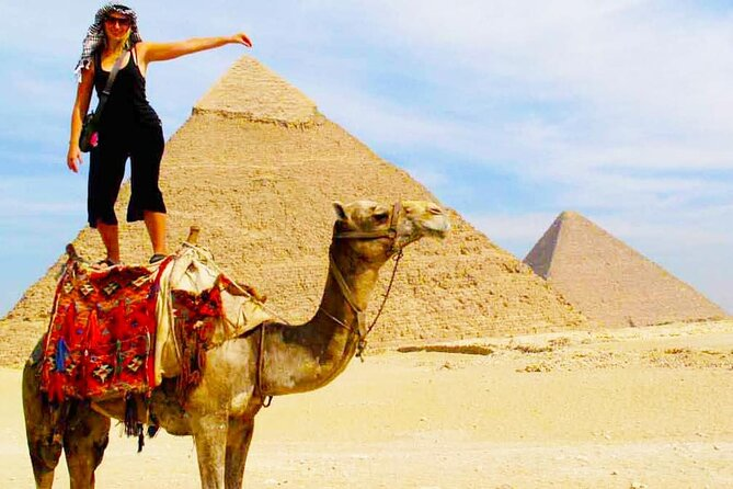 Amazing Day Tour To Cairo By Plane From Sharm El Sheikh Private Guided Tour