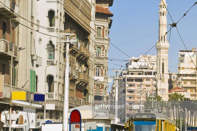 Cairo - Alexandria : One-Way or Return Private Transfer