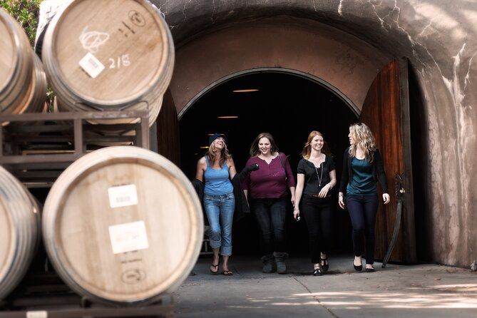 Napa and Sonoma Wine Education Tour with Lunch