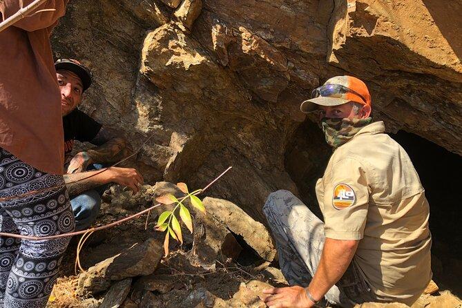 Private Gold Mining Adventure in Valle de Ojos Negros
