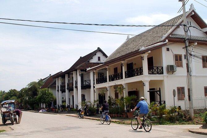 Pedalling Leisurely through Luang Prabang