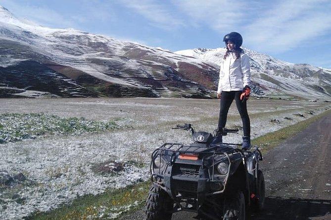 Rainbow Mountain Full-Day ATV Trip