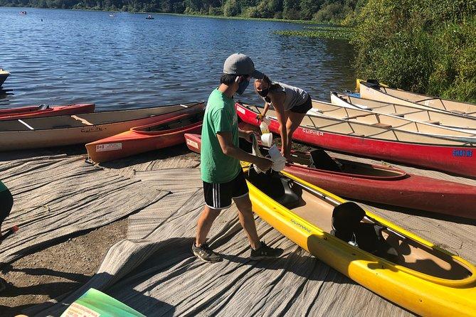 Kayaking Vancouver Tour
