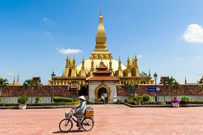 Rustic and Unhurried Vientiane Explored