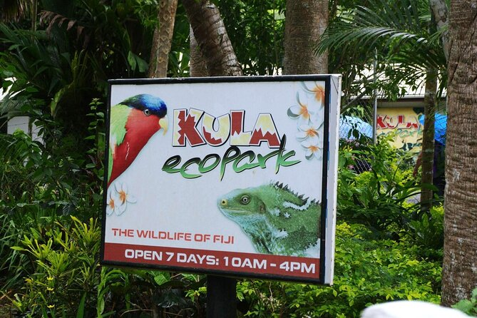 Fiji Day Trip to Kula Eco Park and Local Village