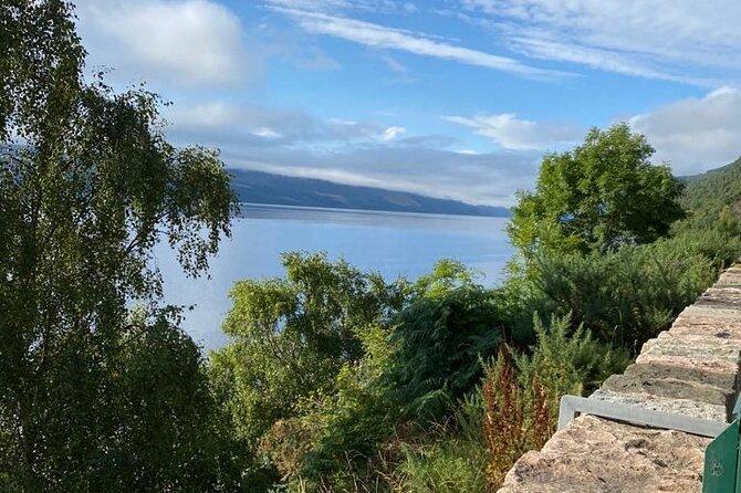 Half-Day Tour, Loch Ness, Cawdor Castle & Outlander sites Tour from Inverness