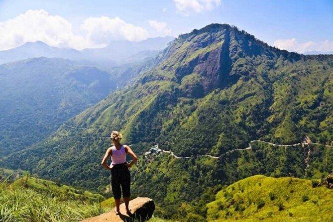 Hiking & trekking tour ella : Private guided tour