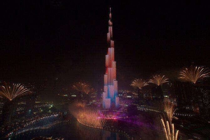 Dubai New Year's Party 2021 Cruise At Dubai Water Canal