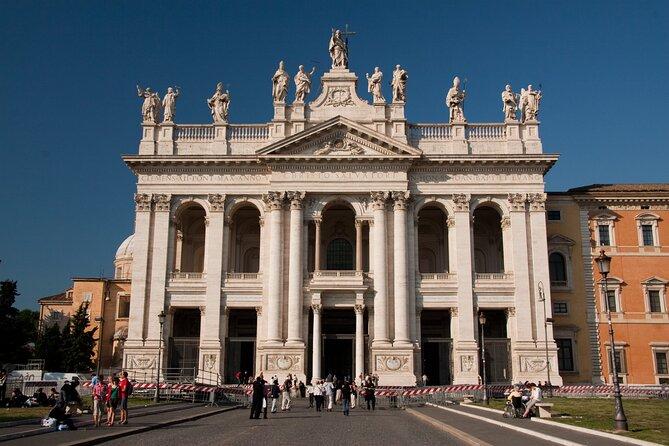 Walking tour for Christian Rome
